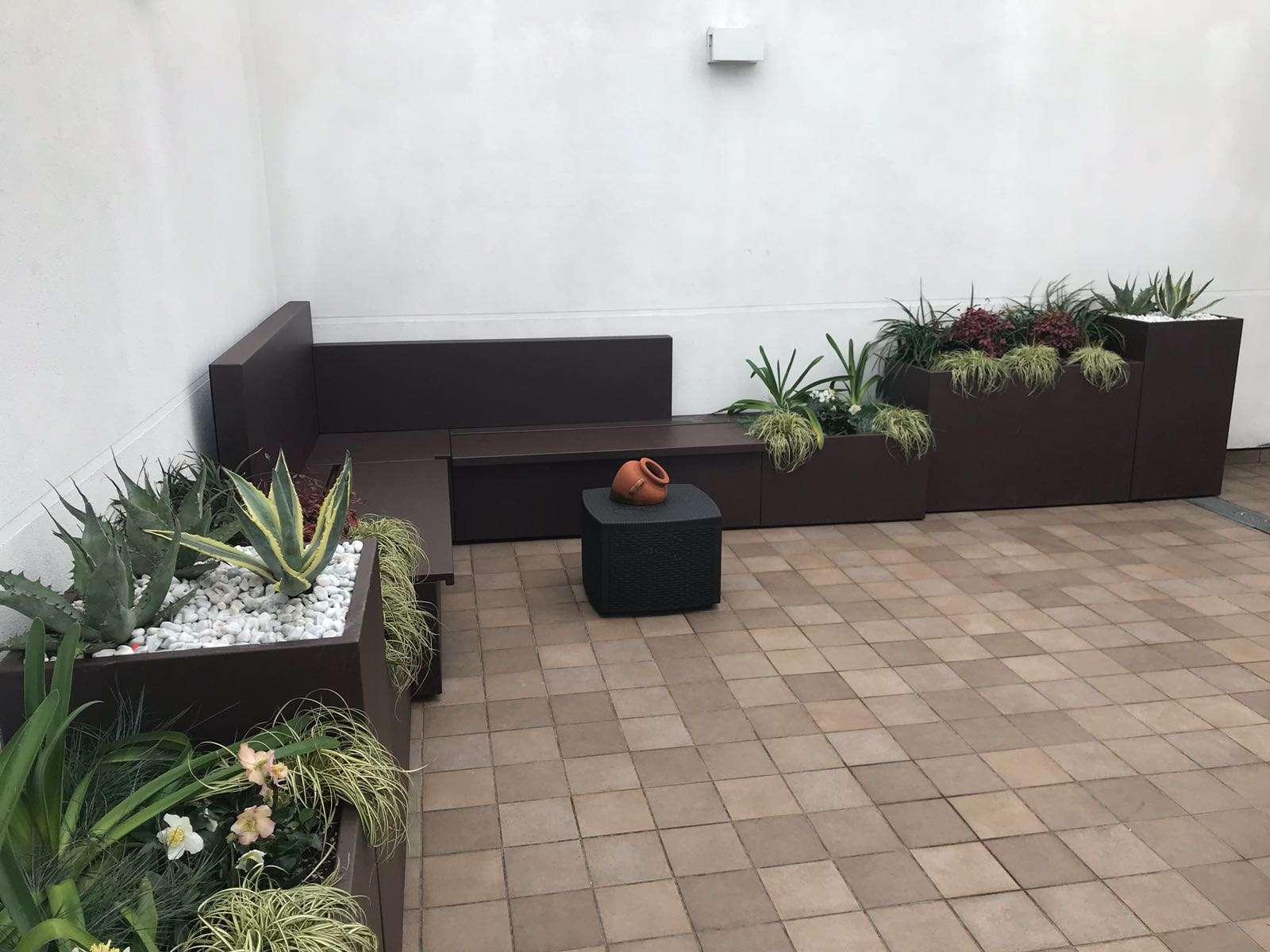 Piante Da Giardino Ombroso vasi per piante da esterno - martin design