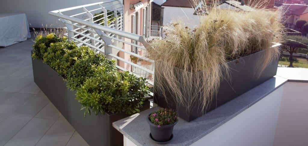 Fioriere su misura arreda i tuoi spazi terrazzi for Misura arreda mozzanica